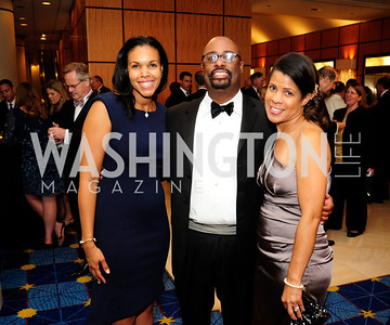 Marie Sylla -Dixon, Brian Woolfolk,Brittany Woolfolk,September 11,2013,Ambassadors Ball,Kyle Samperton