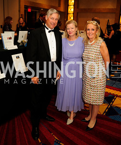 Rep.Fred Upton,Amy Upton,Debbie Dingell,September 11,2013,Ambassadors Ball,Kyle Samperton