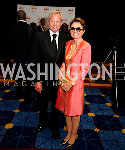 John Gore,Toni Gore,September 11,2013,Ambassadors Ball,Kyle Samperton