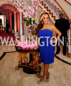 Karen Huger,May 11,2013,An Evening of Pink ,Blue and Bling,Kyle Samperton