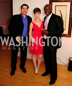 Rob Piziali,Baille Gelwicks,Sidney Sillah,,May 11,2013,An Evening of Pink ,Blue and Bling,Kyle Samperton