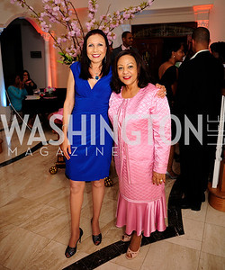 Sharon Bowen,Ethiopia Alfred,May 11,2013,An Evening of Pink ,Blue and Bling,Kyle Samperton