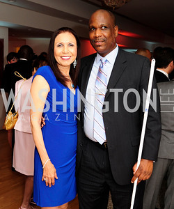 Sharon Bowen,Anil Lewis,May 11,2013,An Evening of Pink ,Blue and Bling,Kyle Samperton