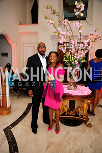 Kerby Parker,Dawn Kum,May 11,2013,An Evening of Pink ,Blue and Bling,Kyle Samperton