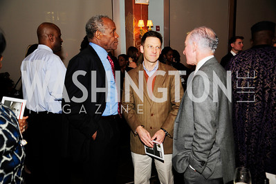 Danny Glover, Carl LeVan,Bruce Raynor,February 20,2013,An Evening with Danny Glover,Presented by African Passion Wines,Kyle Samperton