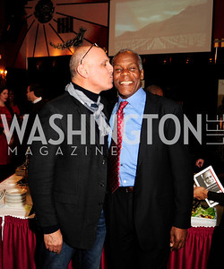 Andy Shallal,Danny Glover,February 20,2013,An Evening with Danny Glover,Presented by African Passion Wines,Kyle Samperton