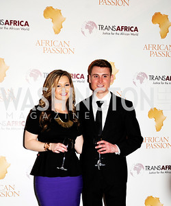 Allison Roessler,Nick Clark,February 20,2013,An Evening with Danny Glover,Presented by African Passion Wines,Kyle Samperton