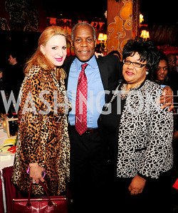 Christine Warnke,Danny Glover,  Anita Henri-Smith,February 20,2013,An Evening with Danny Glover,Presented by African Passion Wines,Kyle Samperton