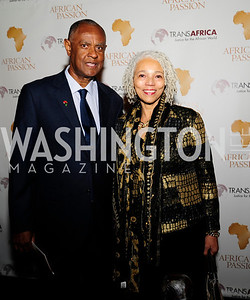 Melvin Foote,Kay Hixson,February 20,2013,An Evening with Danny Glover,Presented by African Passion Wines,Kyle Samperton