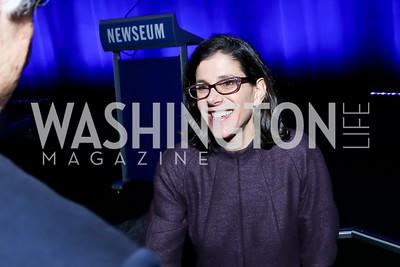 Alexandra Pelosi. Photo by Tony Powell. Anchorman II Q&A. Newseum. December 3, 2013