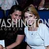 Ashley Codianni, Julie Eckert. Photo by Tony Powell. Anchorman II Q&A. Newseum. December 3, 2013