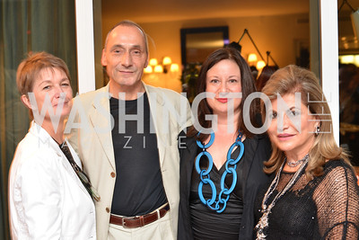 Miami Art Basel Kickoff Reception hosted by the Brillembourgs.  Wednesday, December 4th, 2013.  Photo by Ben Droz