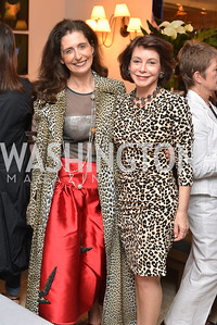 Corriene Bensahel, JoAnn Mason, Miami Art Basel Kickoff Reception hosted by the Brillembourgs.  Wednesday, December 4th, 2013.  Photo by Ben Droz