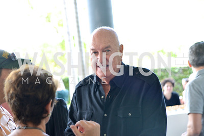 Don Rubell, Miami Art Basel, Rubell Collection, Brunch Thursday December 5th, 2013.  Photo by Ben Droz.