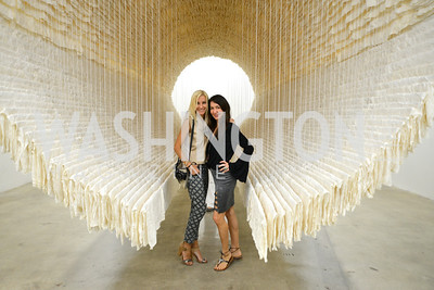 Miami Art Basel, Rubell Collection, Brunch Thursday December 5th, 2013.  Photo by Ben Droz.