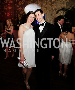 Stephanie Papatos ,Matt Kaden,April 20,2013Bachelors and Spinsters Ball,Kyle Samperton