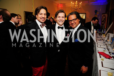 David Tafuri,Ryan Seelbach,Ray Regan,,April 20,2013Bachelors and Spinsters Ball,Kyle Samperton