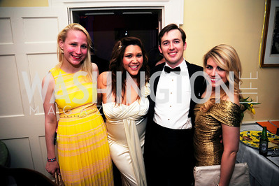 Lauren Hicky,Quinn Woodward Pu,Will Scott,Courtney Jane Rosellini,,April 20,2013Bachelors and Spinsters Ball,Kyle Samperton