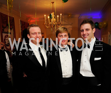 Blake McDonald,Sam Farnum,Sean Peterson,April 20,2013Bachelors and Spinsters Ball,Kyle Samperton