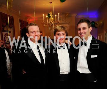 Blake McDonald,Sam Farnum,Sean Peterson,April 20,2013Bachelors and Spinsters Ball,Kyle Samperton