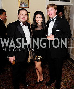 Wright Sigmund,, Natalie Grigorian,Sam Farnum,April 20,2013Bachelors and Spinsters Ball,Kyle Samperton