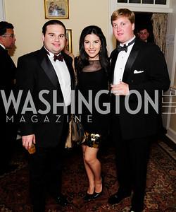 Wright Sigmund,, Natalie Grigorian,Sam Farnum,April 20,2013Bachelors and Spinsters Ball,Kyle Samperton