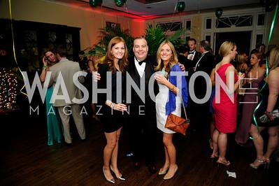 Liz Hyres,Chris Larsin,Emily Kinney,April 20,2013Bachelors and Spinsters Ball,Kyle Samperton