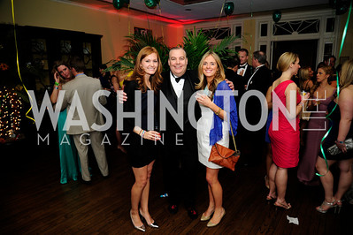 Liz Hyres,Chris Larsin,Emily Kinney,April 20,2013Bachelors and Spinsters Ball,Kyle Samperton