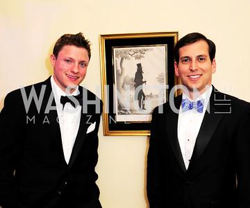 Max Spector,Jordan Haas,April 20,2013Bachelors and Spinsters Ball,Kyle Samperton