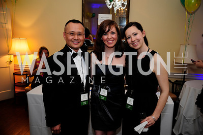 Bill Arnold,Carolyn Horten,Rachel Colombana,April 20,2013Bachelors and Spinsters Ball,Kyle Samperton