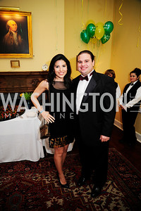 Natalie Grigorian,Wright Sigmund,,April 20,2013Bachelors and Spinsters Ball,Kyle Samperton