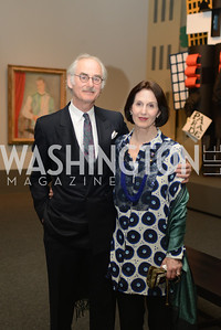 Mark Weinbaum, Tatiana Massim Weinbaum, The Ballets Russes, at the National Gallery of Art.  Wednesday, May 8, 2013.  Photo by Ben Droz.