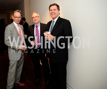 Ed Ingebretsen,Chris Rogers,Tim Romp,Beasley Real Estate First Anniversary at The Residences at The Ritz,February 7, 2013,Kyle Samperton