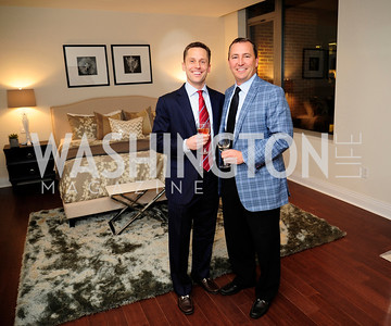 John Downs,Tim Whittier,Beasley Real Estate First Anniversary at The Residences at The Ritz,February 7, 2013,Kyle Samperton