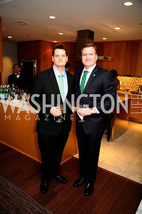 Ross Vann,Jim Bell,Beasley Real Estate First Anniversary at The Residences at The Ritz,February 7, 2013,Kyle Samperton