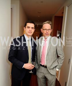 Eric Tomlinson,Ed Ingebretsen,Beasley Real Estate First Anniversary at The Residences at The Ritz,February 7, 2013,Kyle Samperton