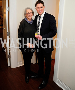 Ruth Gorland,Trent Heminger,Beasley Real Estate First Anniversary at The Residences at The Ritz,February 7, 2013,Kyle Samperton
