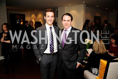 Kevin Gray,Daryl Muller,Beasley Real Estate First Anniversary at The Residences at The Ritz,February 7,2013,Kyle Samperton
