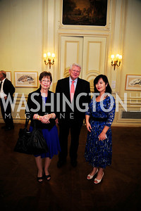 Carrie Tucker,Randal Teague,Kay Wang,,June 18,2013,Beautiful China: Fan Paintings from The National Academy of Painting at The Meridian International Center,Kyle Samperton
