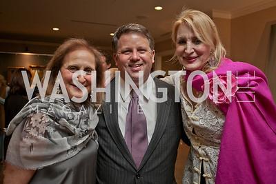 Beth Mendelson, John Arundel, Christine Warnke