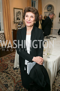 Mahnaz Afkhami. Photo by Alfredo Flores. Book Party for Dr. Vali Nasr's The Dispensable Nation. Ann and Bill Nitze Residence. May 13, 2013