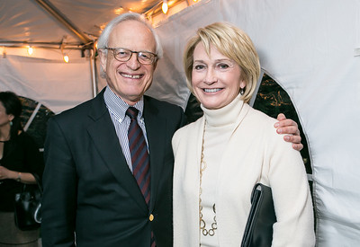 Martin Indyk, Gahl Burt. Book Party for Dr. Vali Nasr's The Dispensable Nation. Liaquat and Meena Ahamed Residence. May 14, 2013.