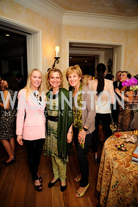 Cindy Jones,Kathy Wenger,Marcy Cohen,April 30,2013,Book Party for Jenn Crovato's '' Olive Oil,Sea Salt and Pepper ''at the Fernandez Residence,Kyle Samperton