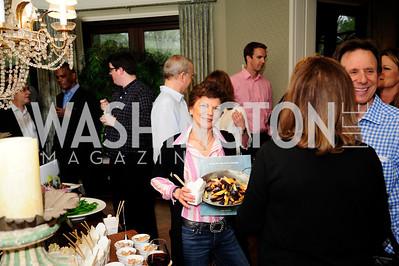 Pamela Ginsburg,April 30,2013,Book Party for Jenn Crovato's '' Olive Oil,Sea Salt and Pepper ''at the Fernandez Residence,Kyle Samperton