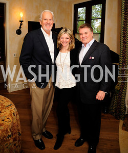 Jack Davies,Kay Kendall,Jack Quinn,April 30,2013,Book Party for Jenn Crovato's '' Olive Oil,Sea Salt and Pepper ''at the Fernandez Residence,Kyle Samperton