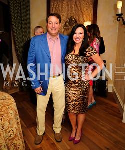Dave Whipp,Jennifer Whipp,April 30,2013,Book Party for Jenn Crovato's '' Olive Oil,Sea Salt and Pepper ''at the Fernandez Residence,Kyle Samperton