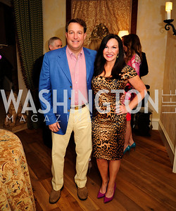 Dave Whipp,Jennifer Whipp,April 30,2013,Book Party for Jenn Crovato's '' Olive Oil,Sea Salt and Pepper ''at the Fernandez Residence,Kyle Samperton
