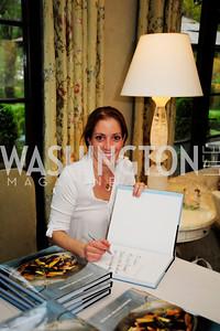 Jenn Crovato,April 30,2013,Book Party for Jenn Crovato's '' Olive Oil,Sea Salt and Pepper ''at the Fernandez Residence,Kyle Samperton