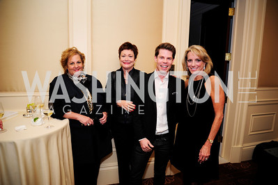 Martha Slagle,Ellen Tauscher,Mark Hamilton,Elizabeth Bagley,February 15,2013,Book Party for Lt.Gov.Gavin Newsom's ''Citizenville ''at The Jefferson Hotel,Kyle Samperton