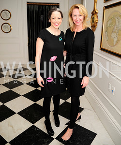 Heather Podesta,Holly Page,February 15,2013,Book Party for Lt.Gov.Gavin Newsom's ''Citizenville ''at The Jefferson Hotel,Kyle Samperton